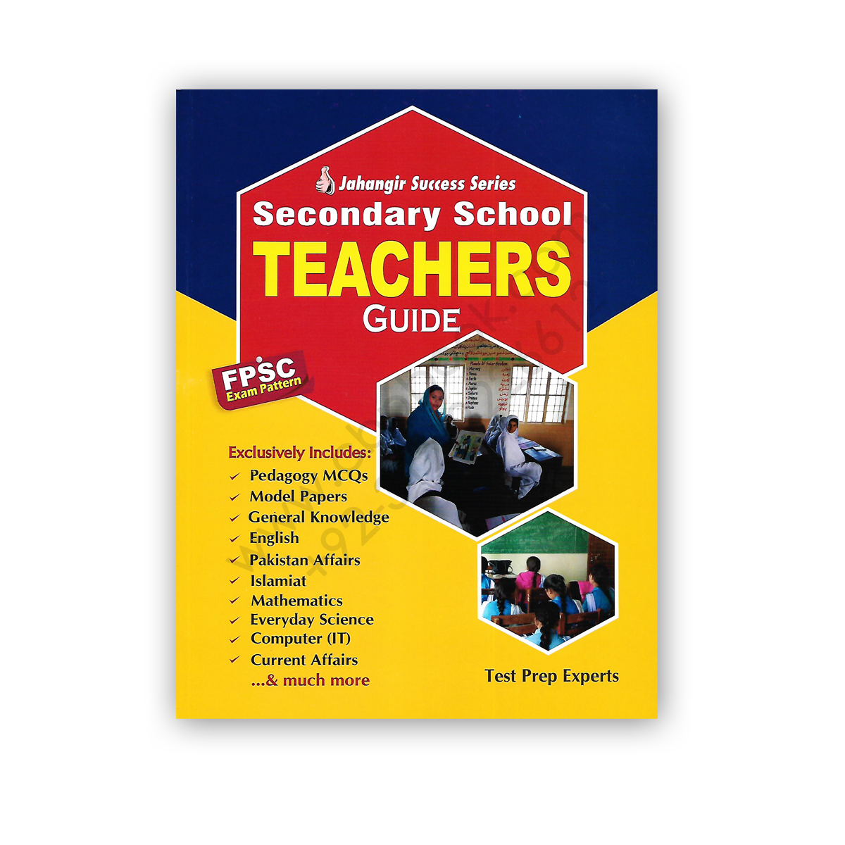 FPSC SST Secondary School Teacher Guide Test Prep Experts - Jahangir  Success Series