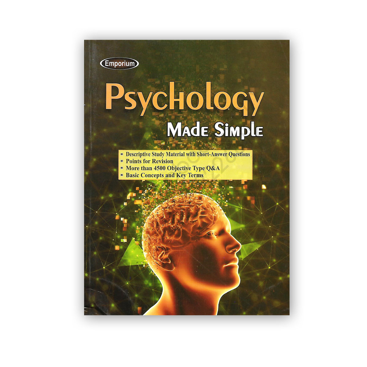 psychology made simple by attique malik & hina babar - emporium
