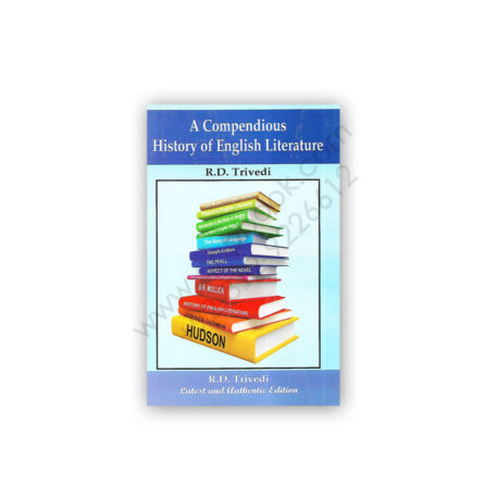 a compendious history of english literarure by r d trivedi