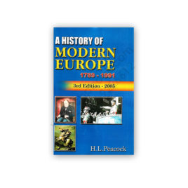 a history of modern europe 1789 - 1991 3rd edition hl peacock