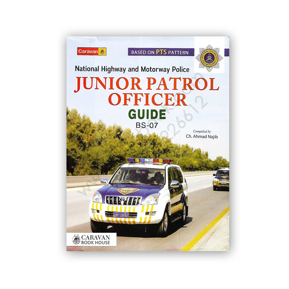 Junior patrol officer
