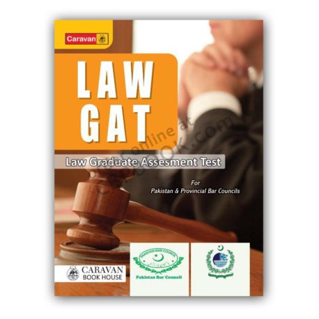 law gat for pakistan & provincial bar council - caravan book