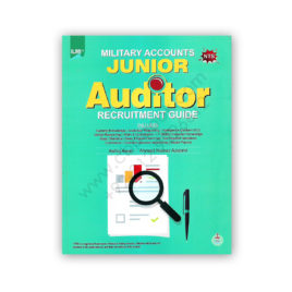 ILMI NTS Military Accounts JUNIOR AUDITOR Recruitment Guide
