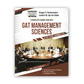 gat gre subject gat management sciences by irfan saleem - dogar brother