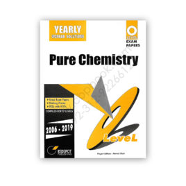 O Level Pure CHEMISTRY Yearly Worked Solution 2020 Edition - REDSPOT