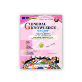 GENERAL KNOWLEDGE 2020 By Niamattullah Zaheer - Mansoor