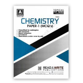 a level chemistry paper 1 classified topical mcqs (art#231) - read & write