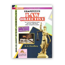 n series competitve law objective by ma chaudhry - nadeem book