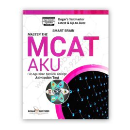 MCAT For Aga Khan Medical College Admission Test By Muhammad Idrees