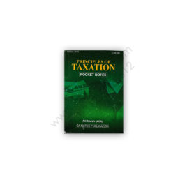 ca caf 6 principles of taxation pocket notes by ali imran - ca notes