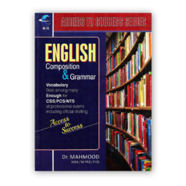 english composition & grammar by dr mahmood - new college publications