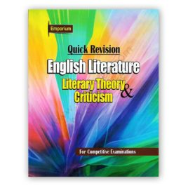 quick revision english lierature literature theory & criticism - emporium