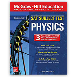 sat subject test physics 3rd edition mcgraw hill