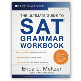 the ultimate guide to sat grammar workbook 4th edition by erica l meltzer