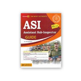 ASI Guide Assistant Sub-Inspector Guide By Ch Ahmad Najib - CARAVAN