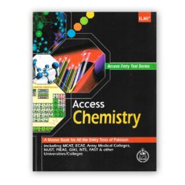 ilmi access entry test series access chemistry