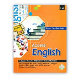 ilmi access entry test series access english