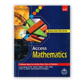 ilmi access entry test series access mathematics