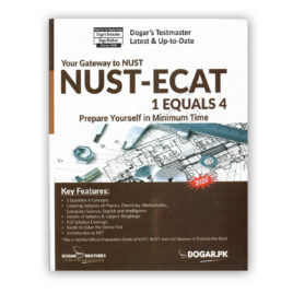 Career Finder Your Gateway To NUST NUST-ECAT 1 Equals 4 - Dogar Brother