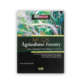 agriculture & forestry mcqs by sohail shahzad bhatti - hsm