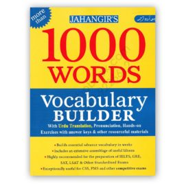 more than 1000 words vocabulary builder - jahangir