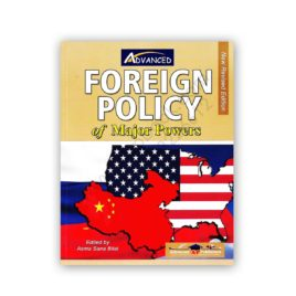 advanced foreign policy neW revised edition by asma sana bilal