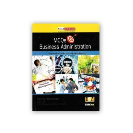 Business Administration MCQs By Rizwan Manzoor - HSM