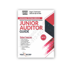 NTS JUNIOR AUDITOR GUIDE – Dogar Brother