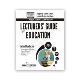 Lecturer Guide EDUCATION Dogar Brother