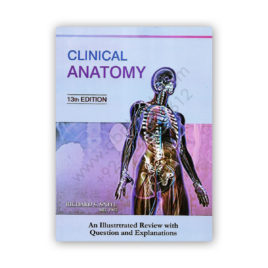 Clinical ANATOMY 13th Edition RICHARD S SNELL