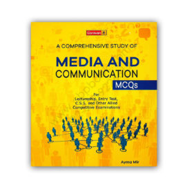 Media and Communication MCQs By Ayma Mir - CARAVAN
