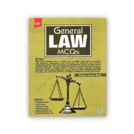 General LAW MCQs By Zeshan Hasan Raza – ILMI Kitab Khana