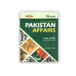Top 20 Questions PAKISTAN AFFAIRS By Iqra Riaz-Ud-Din - JWT