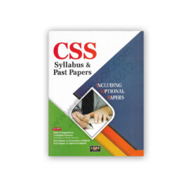 CSS SYLLABUS & PAST PAPERS Including Optional Papers (2021) – HSM