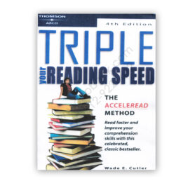 ARCD Triple Your Reading Speed 4th Edition Wade E. Cutler