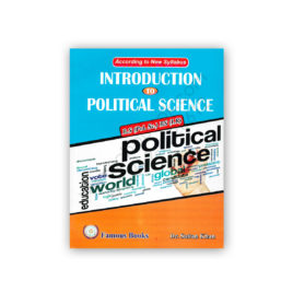 Introduction to Political Science By Dr Sultan Khan – Famous Books