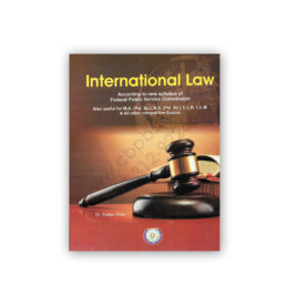 International Law By Dr Sultan Khan – Famous Books