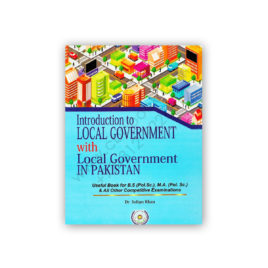 Introduction to Local Government By Dr Sultan Khan – Famous Books