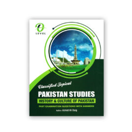O Level Pakistan Studies History Topical Solved 2020 By Azmat Ali Baig