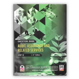 CA CFAP 6 Audit, Assurance & Related Services Q Bank 3rd Ed - PAC