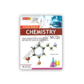 Caravan CHEMISTRY MCQs For Lectureship & Subject Specialist