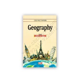 Geography CSS Past Papers 1992-2020 - HSM