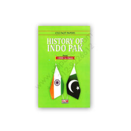 History of Indo PAK CSS Past Papers 1992-2020 - HSM