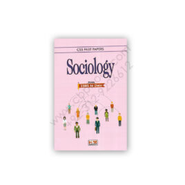 Sociology CSS Past Papers 1985-2020 - HSM