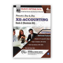 XII- ACCOUNTING Book 2 (Revision Kit) - PETIWALA