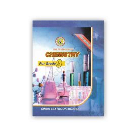 The Text Book of Chemistry For Grade 9 – Sindh Textbook Board