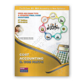 Cost Accounting For B Com Part II – BASE Publishing