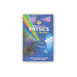 Fundamentals of Physics For Class XI – Sindh Board
