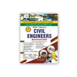 CIVIL ENGINEERING Objective / MCQs By Imran Ahmad - Bhatti Sons