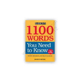 Barron's 1100 Words You Need To Know 7th Edition